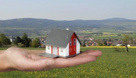 Haus auf freiem Grundstück