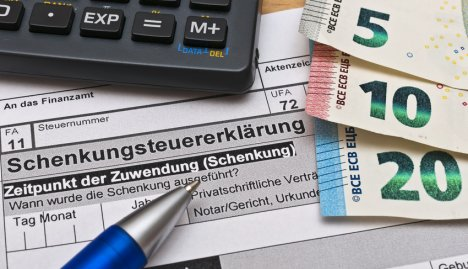 Immobilienertragsteuer