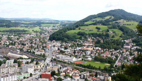 Salzburg Immobilienpreise