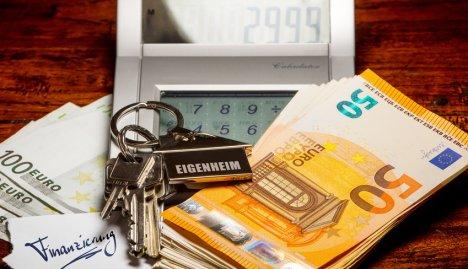 Kreditvergabe Immobilien