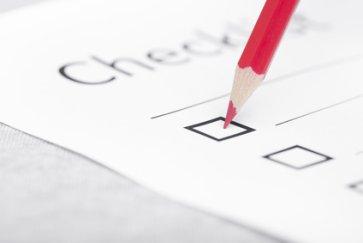 Checkliste Hausverkauf