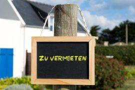 Immobilienverkauf und Mietpreis