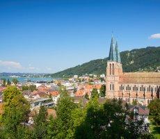 Bregenz Vorarlberg Grundstückspreise