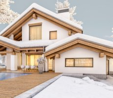 Luxuschalet Immobilienbewertung