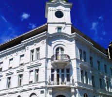 Salzburg Hausfront